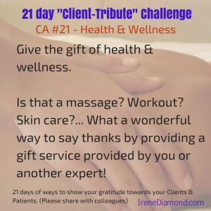 CA #21 - Health