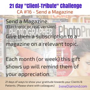 CA#16 - Magazine
