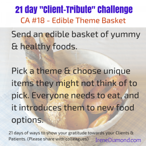 CA#18 - Food basket-theme