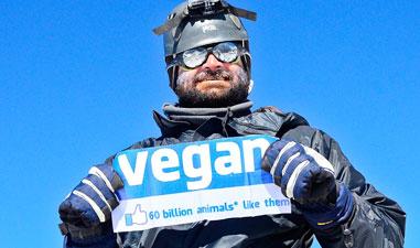 VegNews. Climber, KuntalJoisher