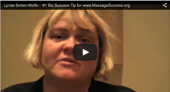 Lynda Solien-Wolfe. #1 Business Tip