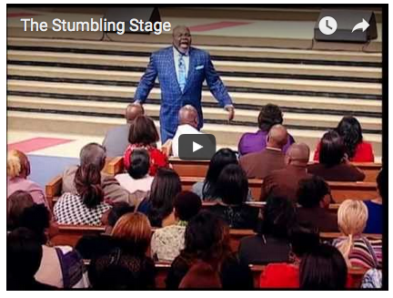 Who Is STILL Holding You Back? the stumbling stage- irene diamond.com