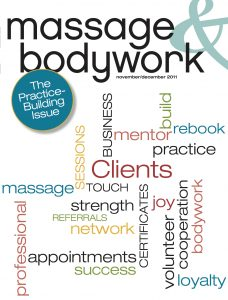 published article irene diamond irenediamond.com massage and bodywork & doctor referrals