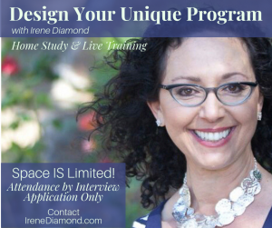Irene Diamond programs for therapists
