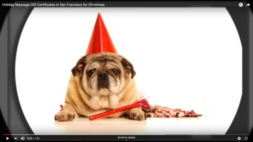 Holiday Gift Certificate Video from IreneDiamond.com