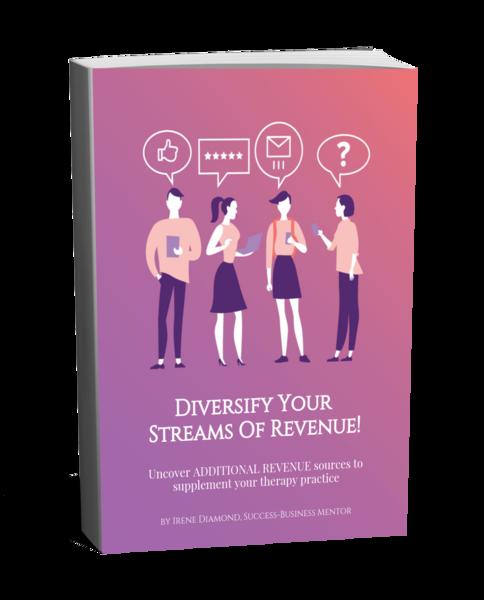 image cover of Diversify Revenue Workbook by Irene Diamond