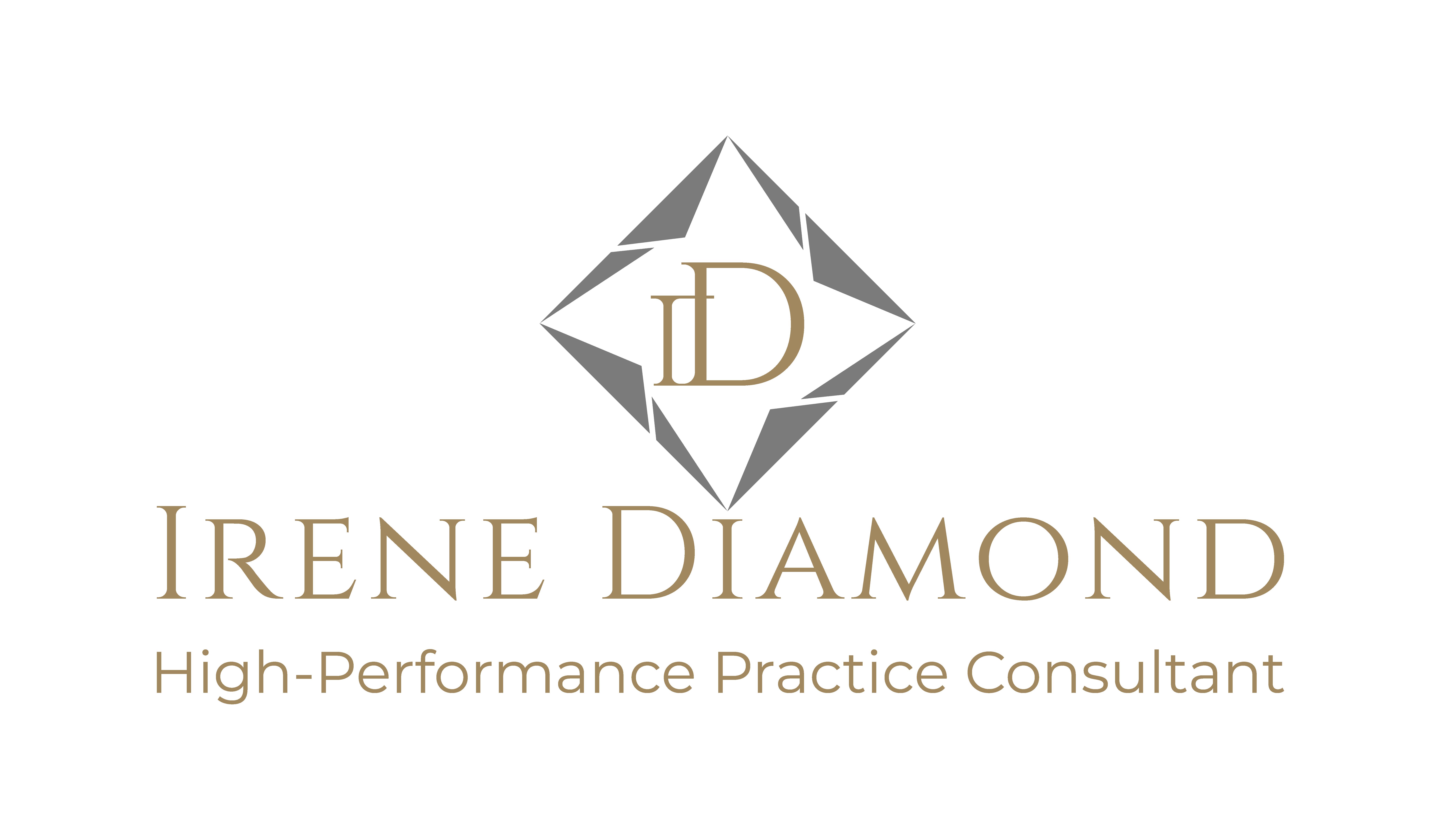 Irene Diamond logo